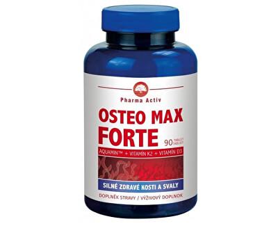 Osteo max forte 1200 mg 90 tabliet