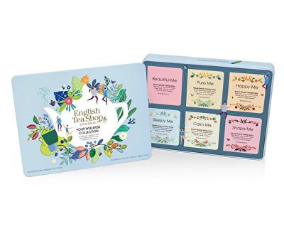 English Tea Shop Plechová kazeta wellness bio 36 náľ. sáčkov