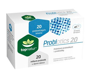Probiotics 20 Topnatur