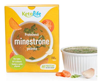 Proteinová polévka - Minestrone 5 x 30 g