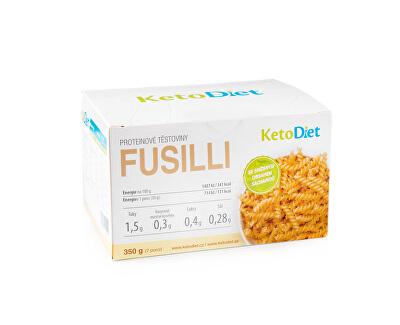 Proteinové těstoviny FUSILLI (7 porcí)