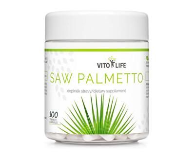 Saw palmetto, 100 tobolek
