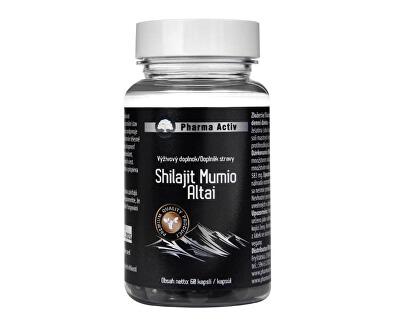 Shilajit Mumio Altai 60 tablet