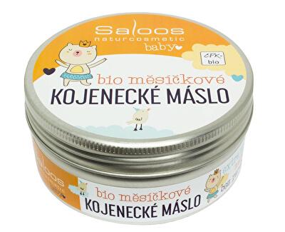 Šlehané bio měsíčkové kojenecké máslo 150 ml