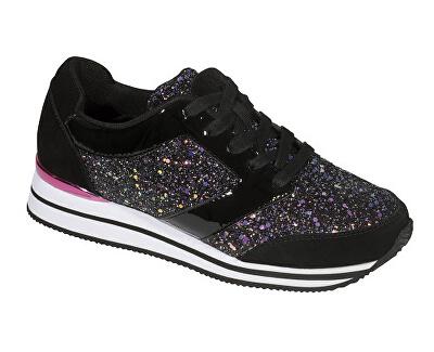 Zdravotná obuv Charlize TWO BLACK