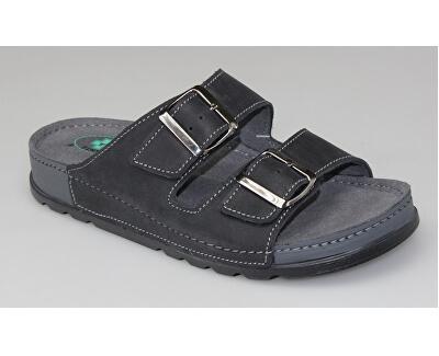 Zdravotní obuv dámská vycházková N/211/1/60/CP černá