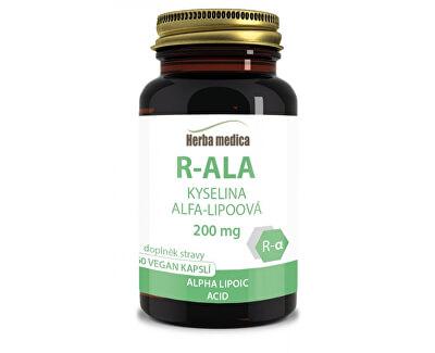 Acti R - ALA ( kyselina lipoová)  - 60 pilulek - 200mg