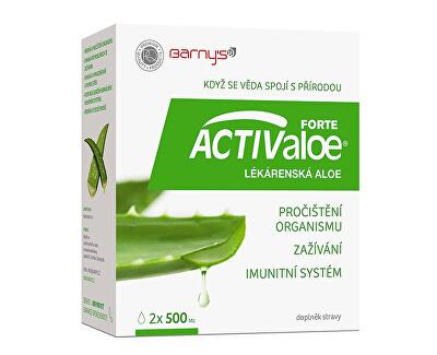 ACTIValoe lékárenská dvojbalení 2 x 500 ml
