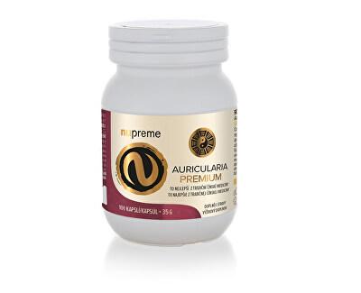 Auricularia extract 30% NUPREME 100 kapslí