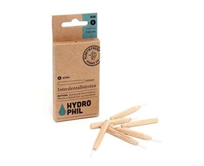 Bambusový mezizubní kartáček 6 ks