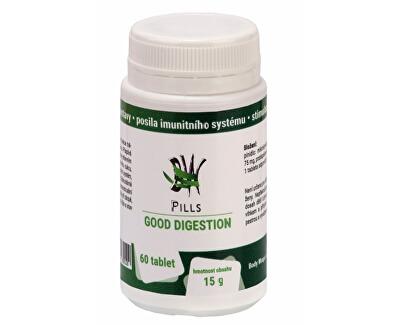 BW Pills Good Digestion 60 tablet
