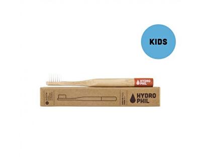Bambusový kefka pre deti (soft)