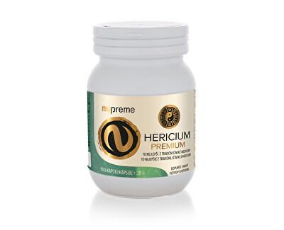 Hericium extract 30% NUPREME 100 kapslí