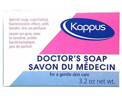 Lékařské mýdlo KAPPUS 100 g 9-1020 Antibakteriální