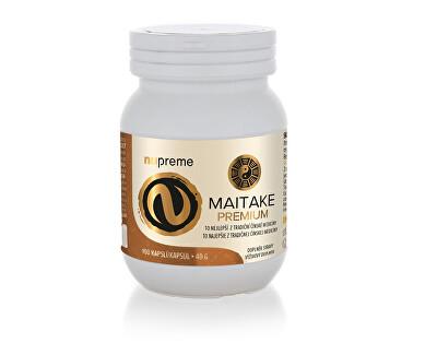 Maitake extract 30% NUPREME 100 kapslí