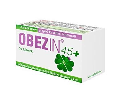 OBEZIN® 45+ přípravek na hubnutí