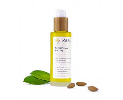 Pěsticí tělový olej BIO 100 ml