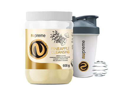Pinneapple Cleansing 600 g+ Shaker