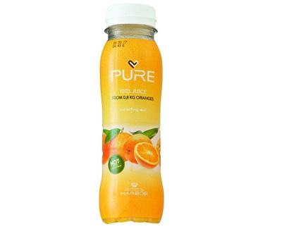 PURE Orange 25 cl - pomerančová lisovaná šťáva