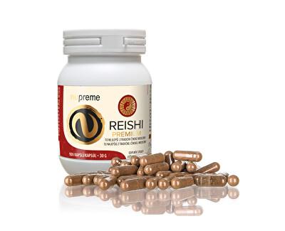 Reishi extract 30% NUPREME 100 kapslí