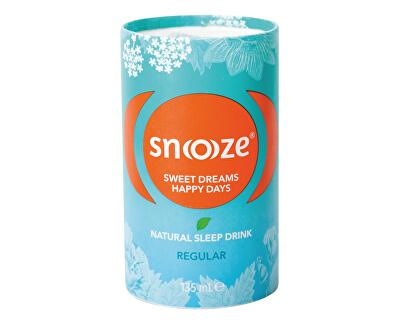 Snoooze Regular 135 ml - bylinný prípravok na skvalitnenie spánku