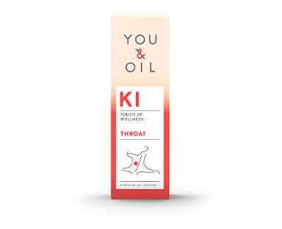 You & Oil KI Bolest v krku 5 ml