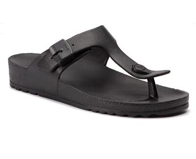 Zdravo tne obuv - BAHIA FLIP-FLOP - Black