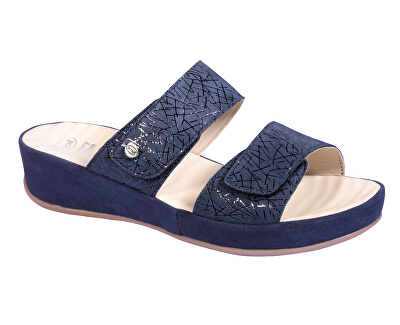 Zdravo tne obuv - CHRISTY 2.0 - Navy blue