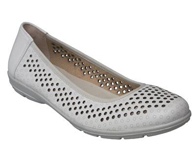 Zdravotní obuv Dámská AL/0P34-2R BIANCO