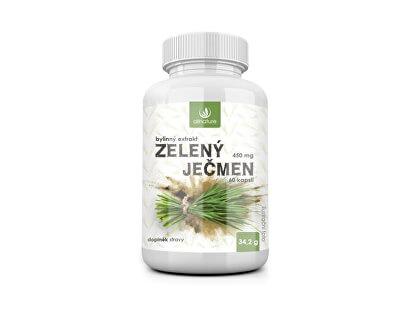 Zelený ječmen bylinný extrakt 60 tobolek