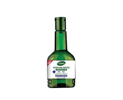 Čistící gel na ruce s antibakteriálními účinky 120 ml