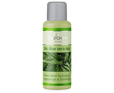 Bio Aloe Vera olej - olejový extrakt 50 ml