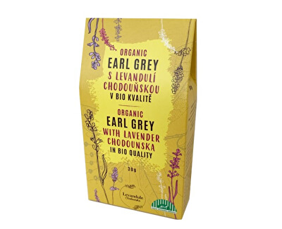 BIO Earl grey sypaný s Lavender Chodounský 30 g