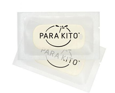 Sportovní náramek proti komárům PARA`KITO + 2 náplně