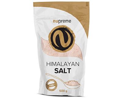 Himalájská sůl růžová 500g NUPREME