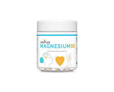 Magnesium citrát + vitamín B6 100 tobolek