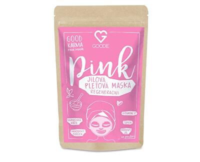 Pink Face mask - jílová maska 30 g