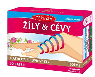 Terezia žíly & cévy 60 tablet