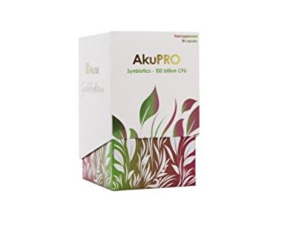 AkuPRO Probiotiká 30 kapslí