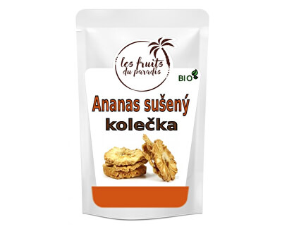 Ananás kolieska Bio 150 g