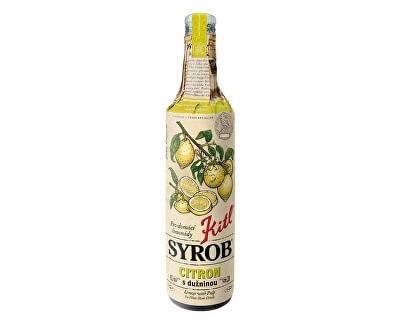 Kitl Syrob Citrón s dužinou 500 ml