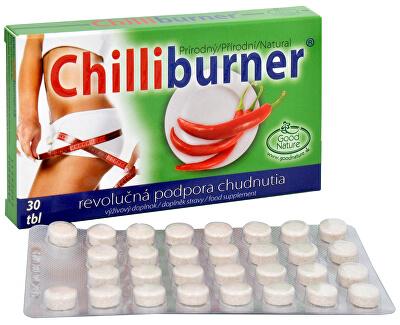Good Nature Chilliburner PUSH-UP 30 tbl.