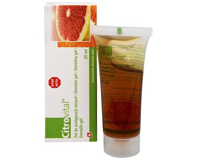 Herb Pharma Citrovital dentální gel 25 ml
