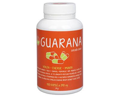 Empower Supplements ES Guarana 100 kapslí