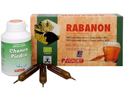 Bio Rabanon + Chanca Piedra