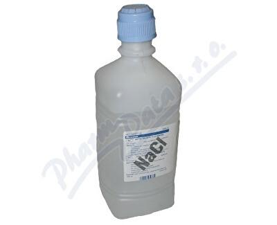 BAXTER HEALTHCARE LIMITED, NORFOLK 0.9% Sodium Chloride Pour Bottles 1000ml 6ks - ZĽAVA - Nekompletné BALÍČEK, CHÝBA DVE LÁHEV