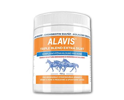 Alavis ALAVIS ™ Triple Blend Extra silný 700 g - ZĽAVA - poškodený ochranný prelepte / nepoužité