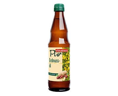 Rinatura Arašidový olej 500ml - ZĽAVA - poškodená etiketa