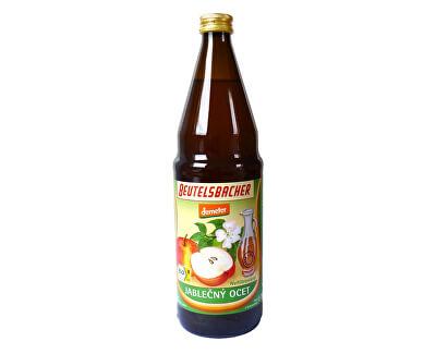 Beutelsbacher Bio Jablečný ocet nepasterizovaný 0,75l (vratná lahev) - SLEVA - poškozená etiketa
