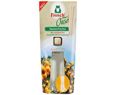 Frosch Bytový parfém Oase Pomerančový háj 90 ml - SLEVA - POŠKOZENÁ KRABIČKA